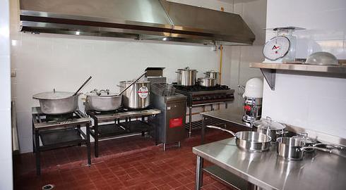 Cocina propia : Servicios de Centro de Mayores  Ntra. Sra. de la Estrella