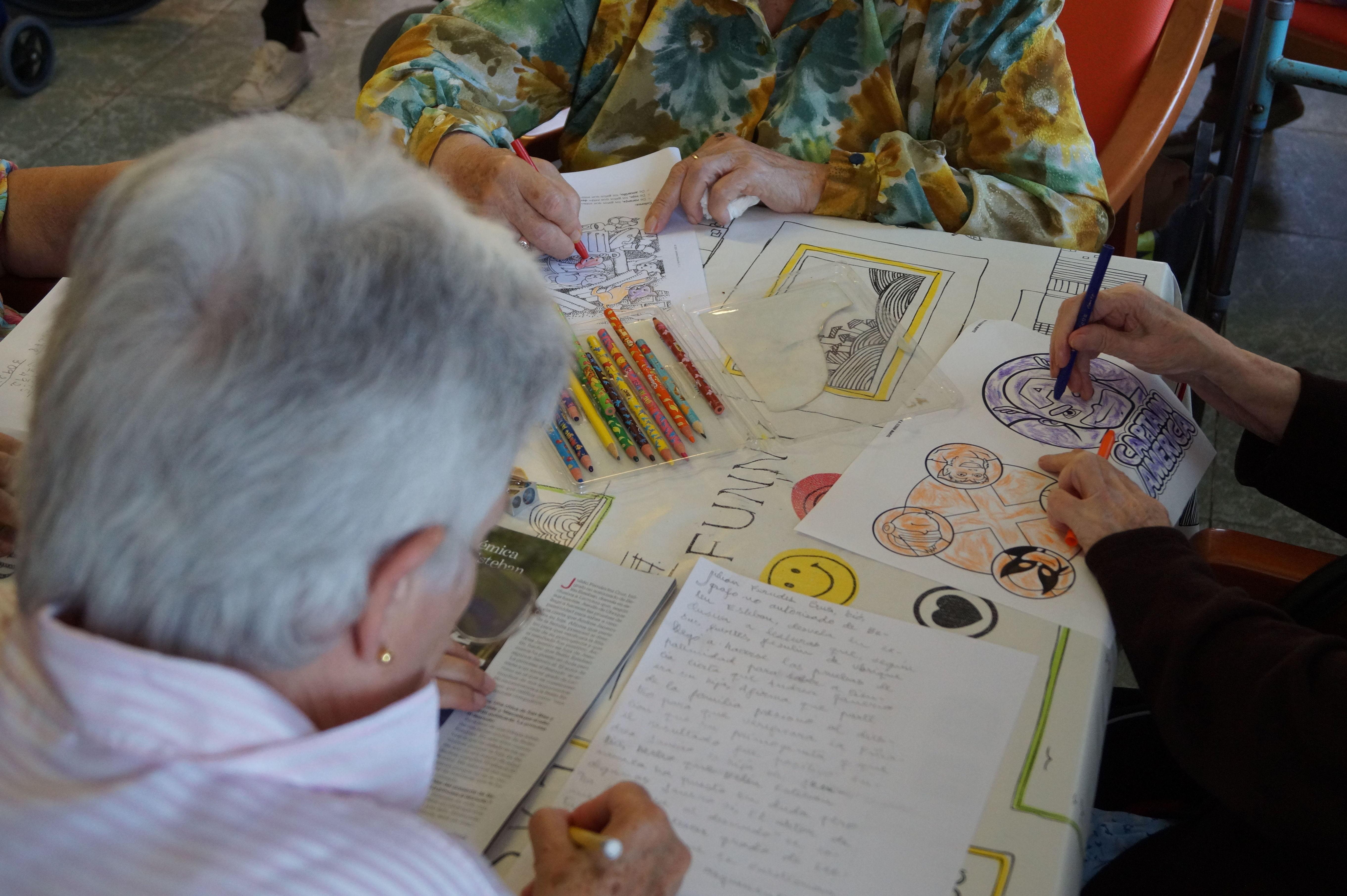 Foto 11 de Residencias geriátricas en Torrent | Residencia Ntra. Sra. de la Estrella