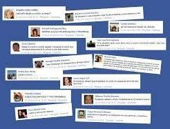 Nuestras opiniones de facebook