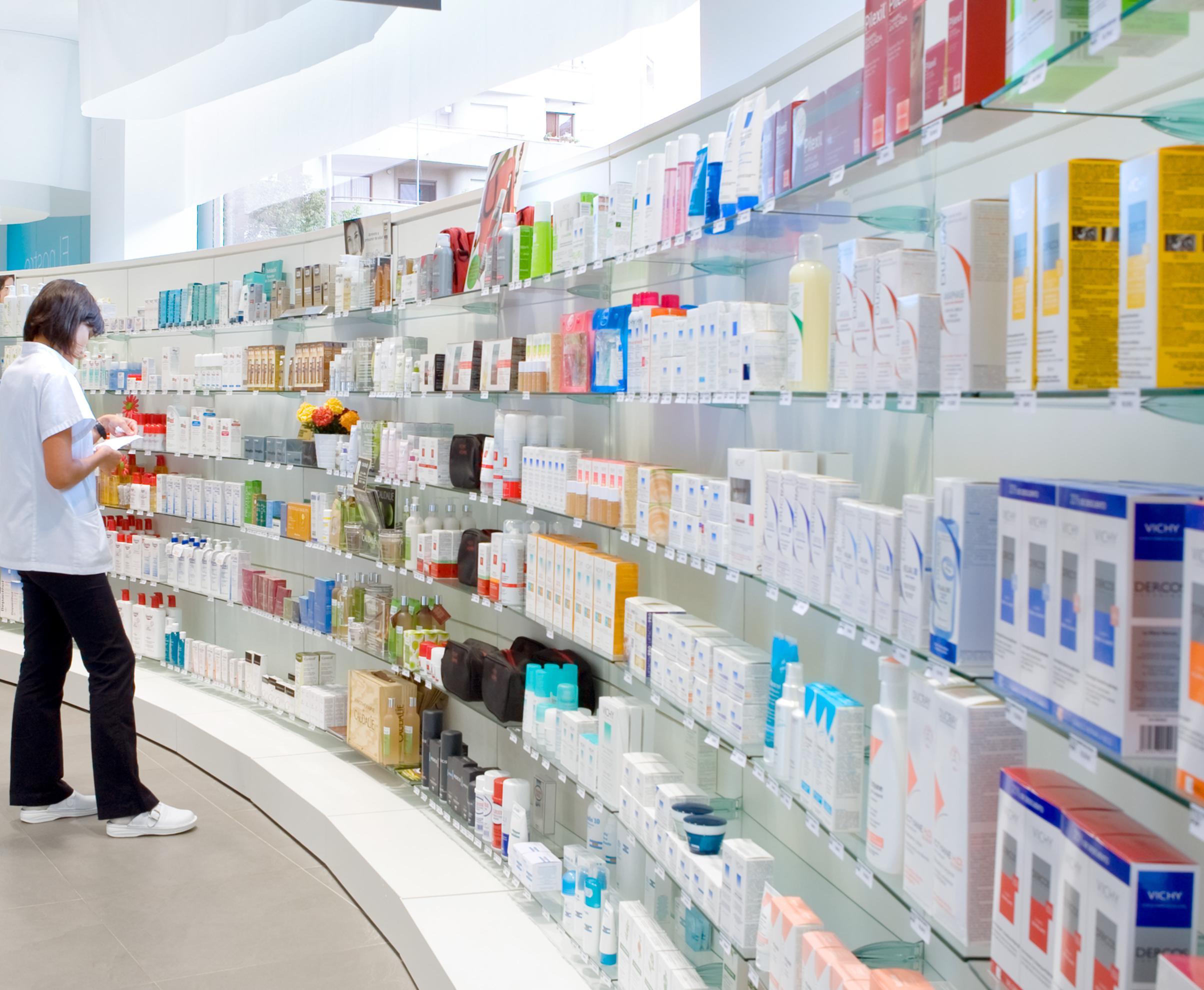 Farmacia y parafarmacia a su disposición en Madrid.