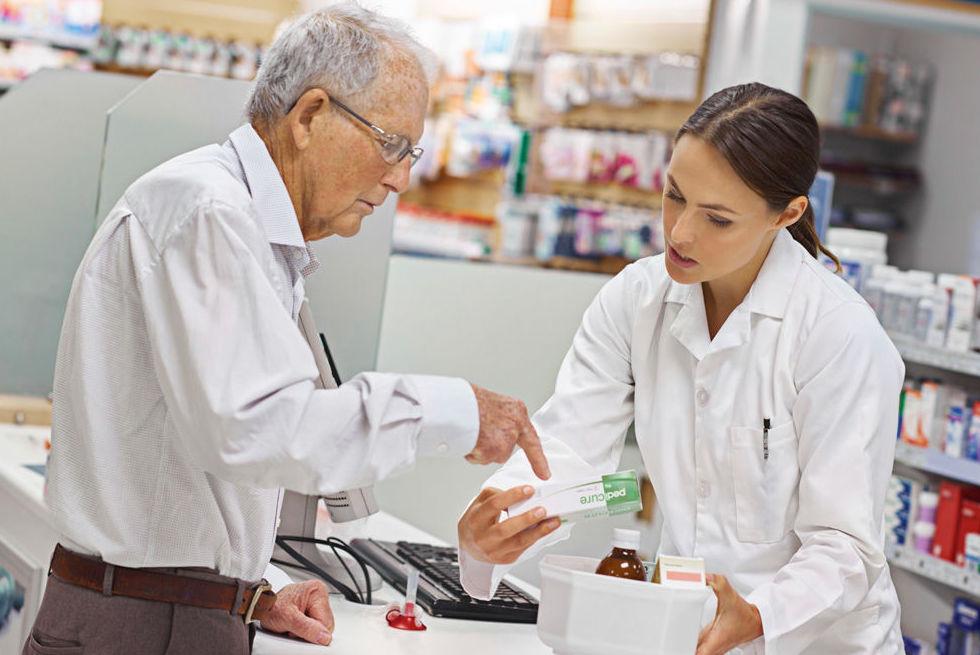Farmacia y parafarmacia: Servicios de Farmacia Mª Rosario Prieto Sastre