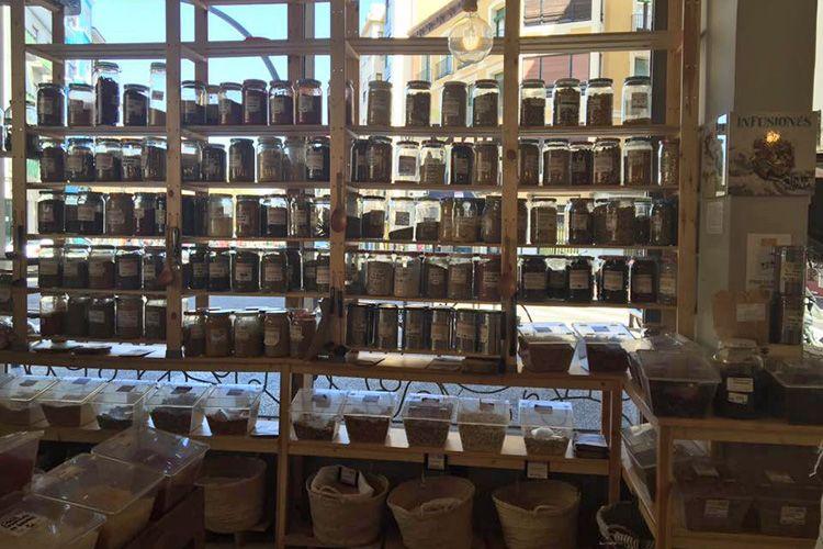 Venta de productos ecológicos a granel en Zaragoza