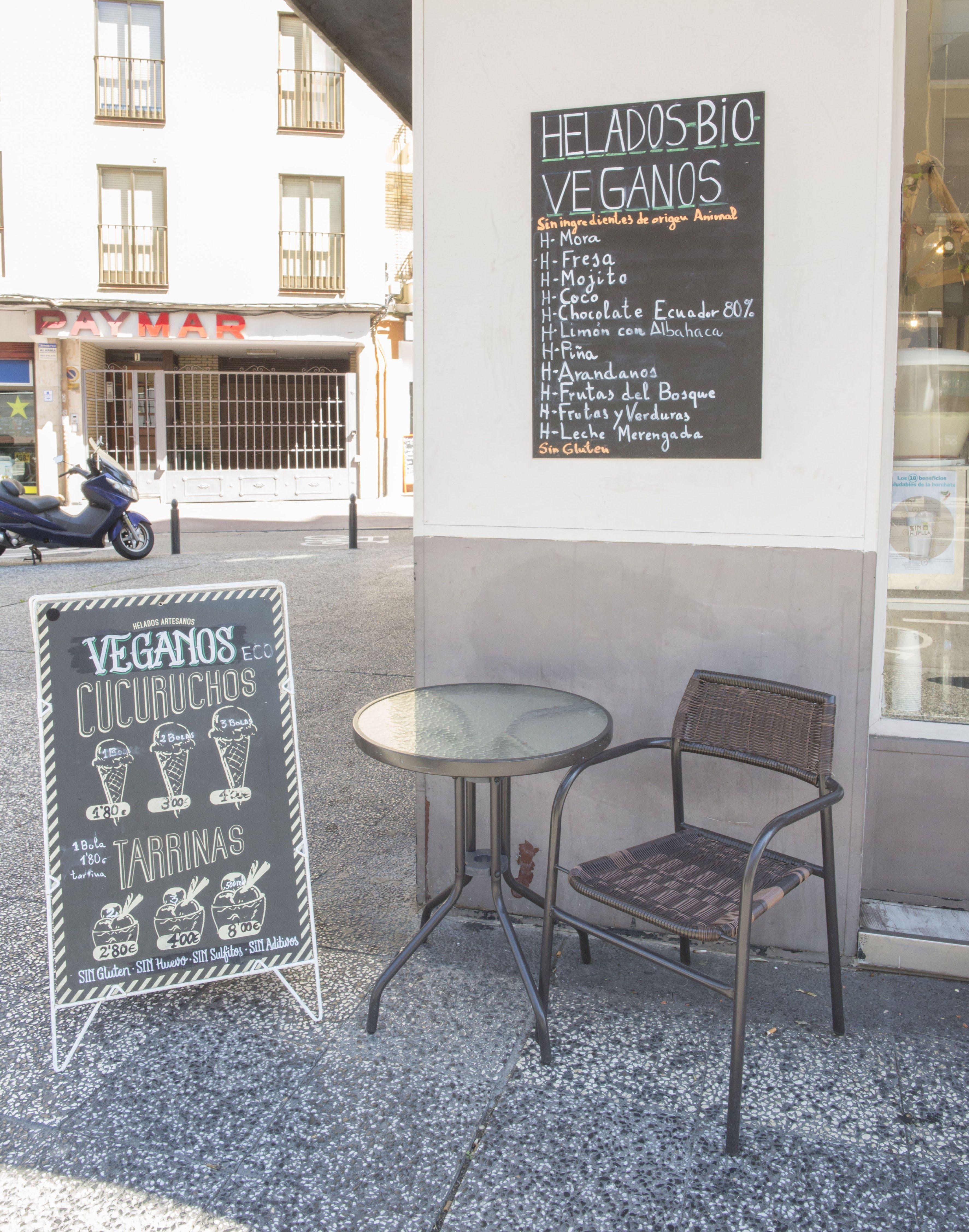 Foto 1 de Tienda de productos ecológicos a granel en Zaragoza | Sin Huella