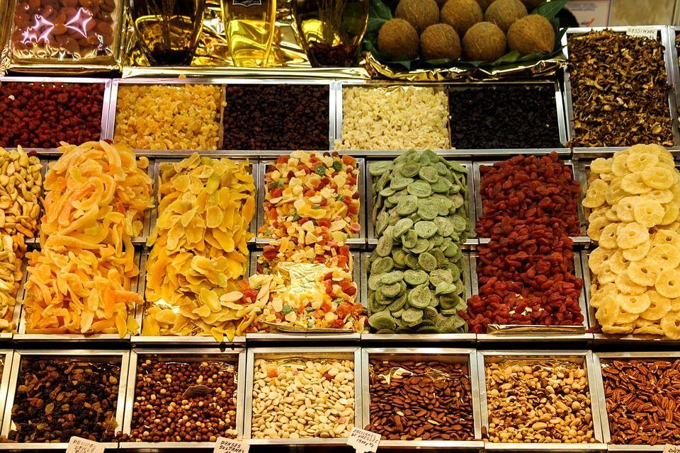 Frutos secos deshidratados: Productos de Sin Huella