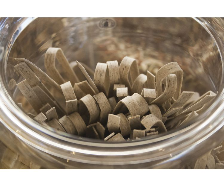 Tallarín artesano de trufa