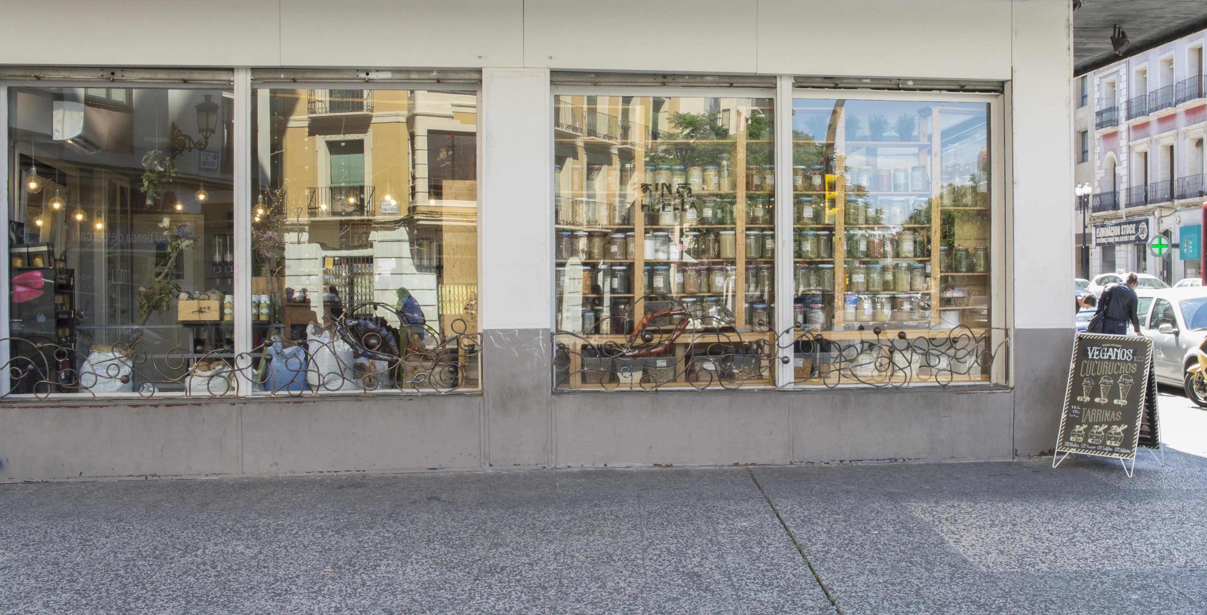 Foto 9 de Tienda de productos ecológicos a granel en Zaragoza   Sin Huella
