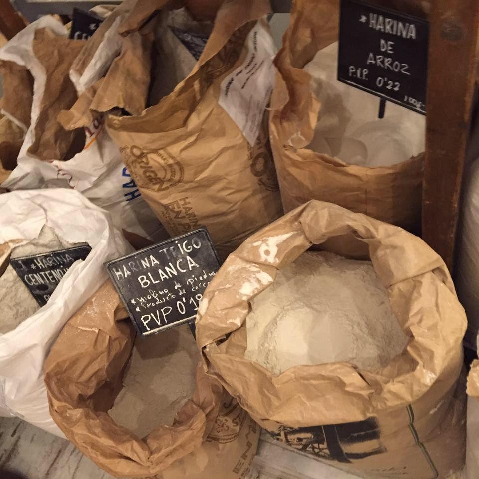Harinas: Productos de Sin Huella