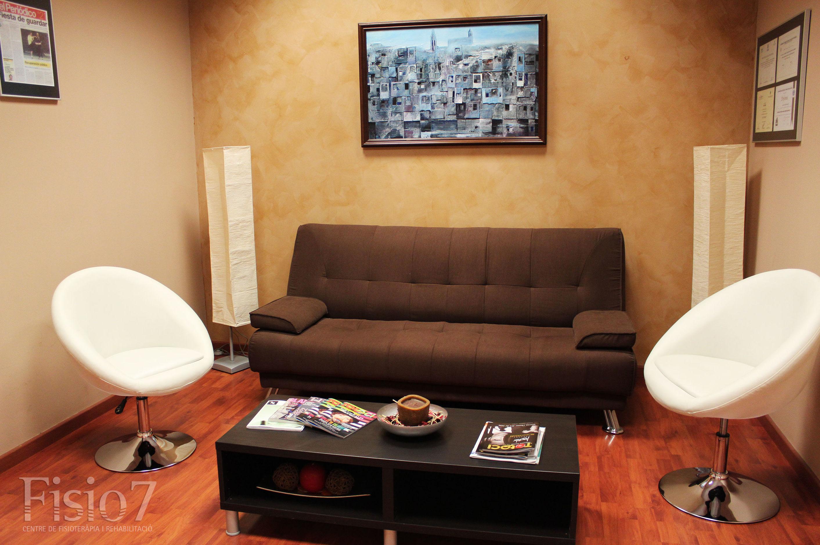 Fisio7 Sala de espera 1
