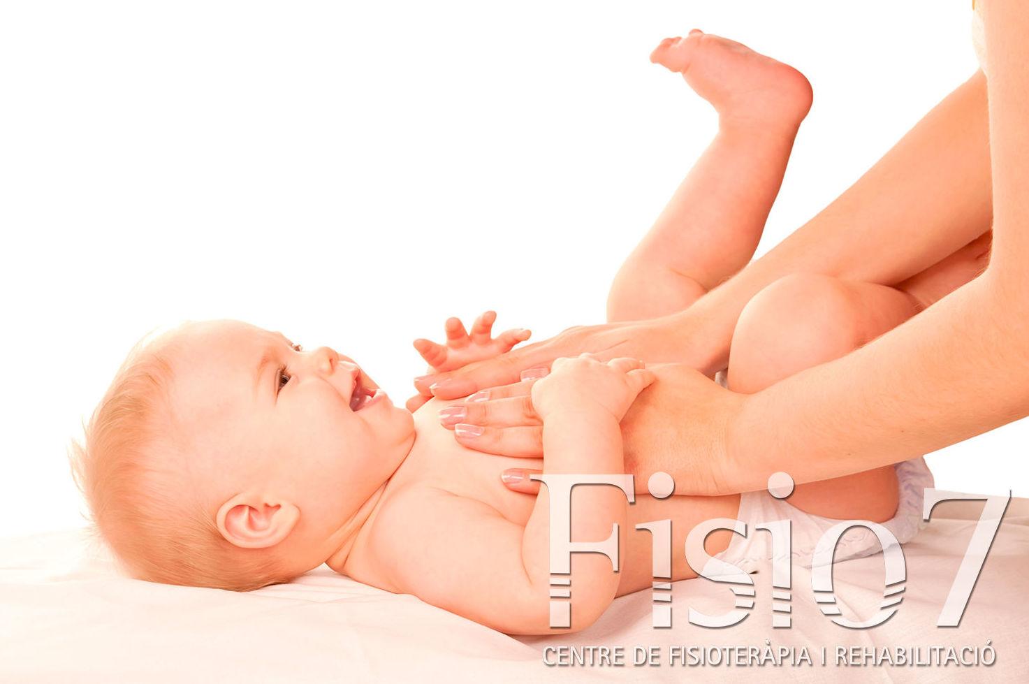 Masaje Infantil: Servicios de Fisio 7