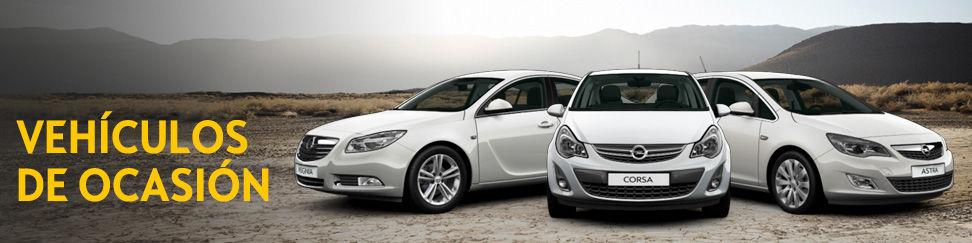 Ofertas de vehículos: Vehículos de ocasión de Ormauto Ab Opel