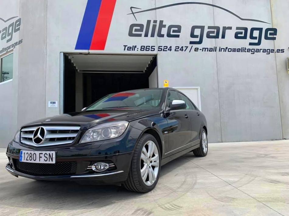 Mercedes-Benz C220 CDI Avantgarde aut.: Taller y concesionario de Elite Garage