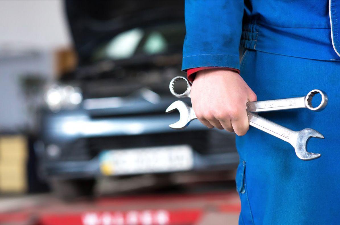 Mecánica: Taller y concesionario de Elite Garage