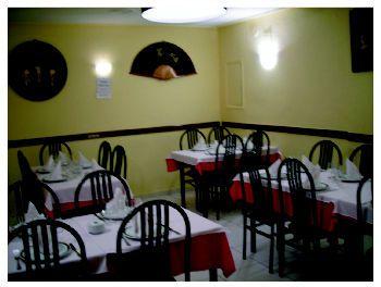 Comida china en Castellón