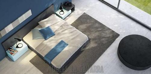 Dormitorio moderno: Catálogo de Mobles La Gavarra