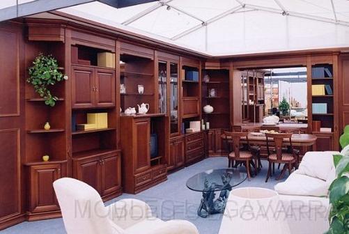 Salón clásico boiserie: Catálogo de Mobles La Gavarra