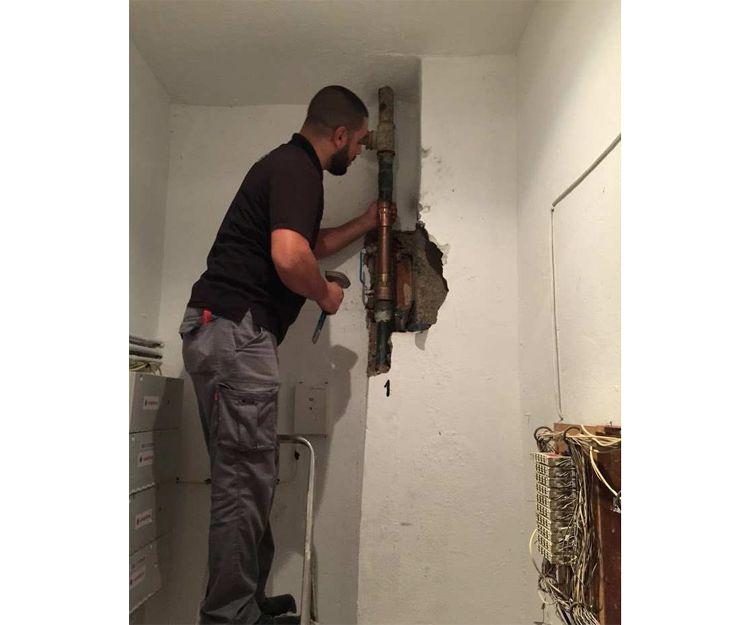 Trabajos de albañilería a particulares