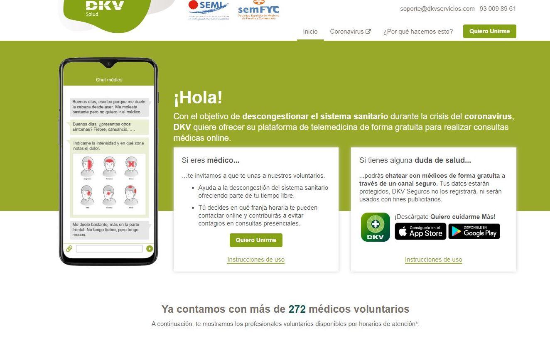 #MedicosFrenteAlCovid