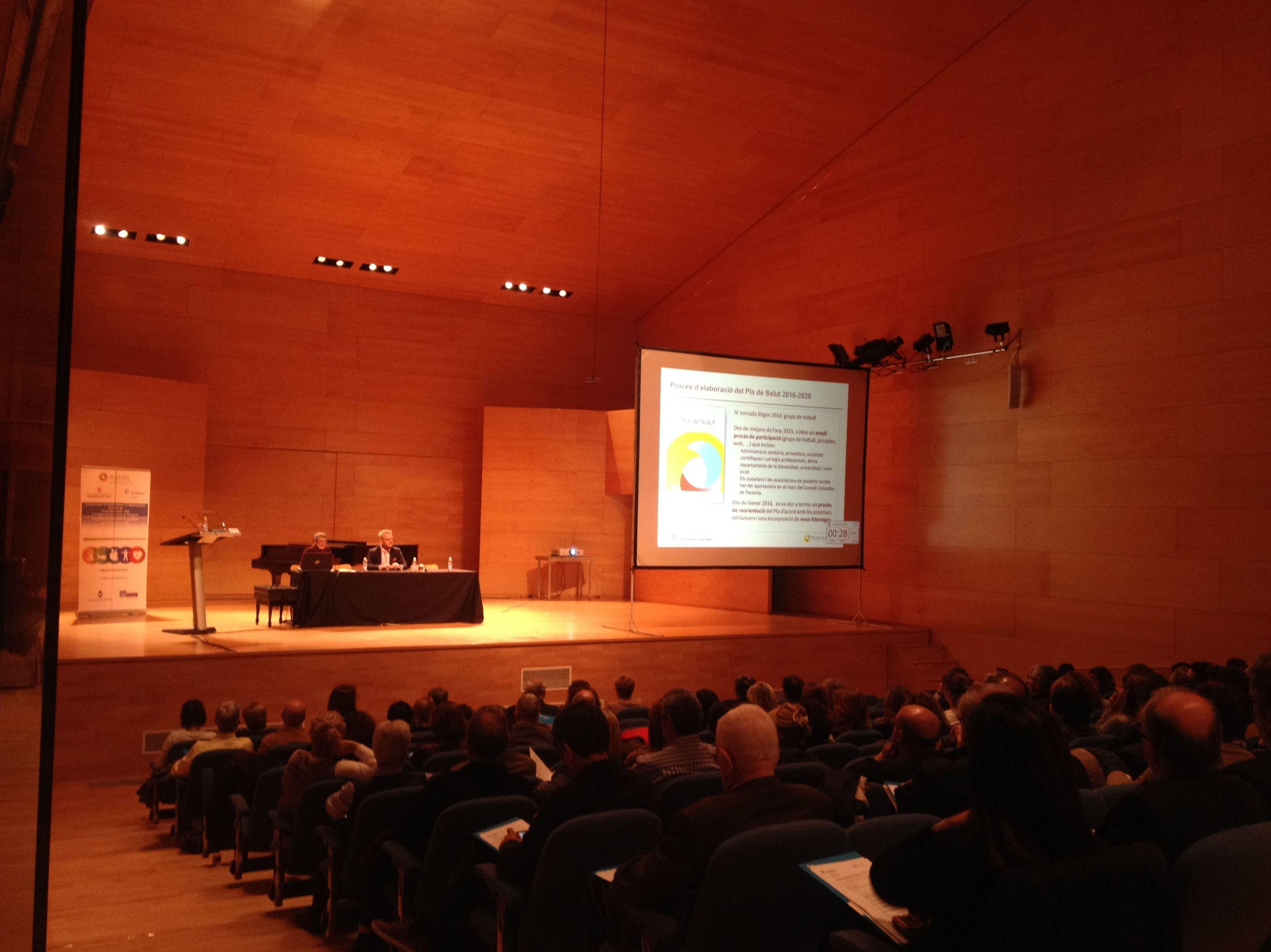 Conferencias en Tarragona