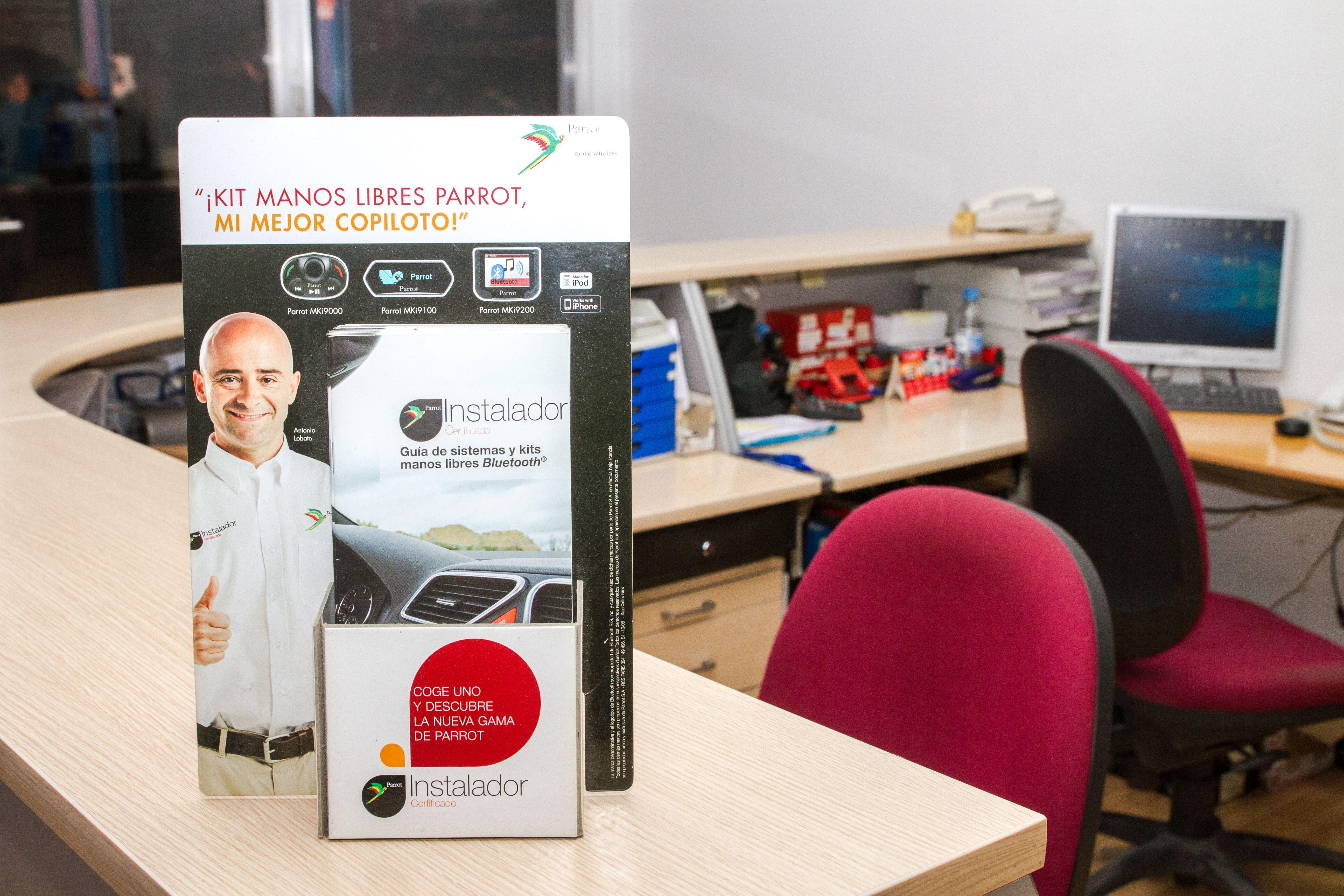 Kits manos libres para vehículos en Valls, Tarragona