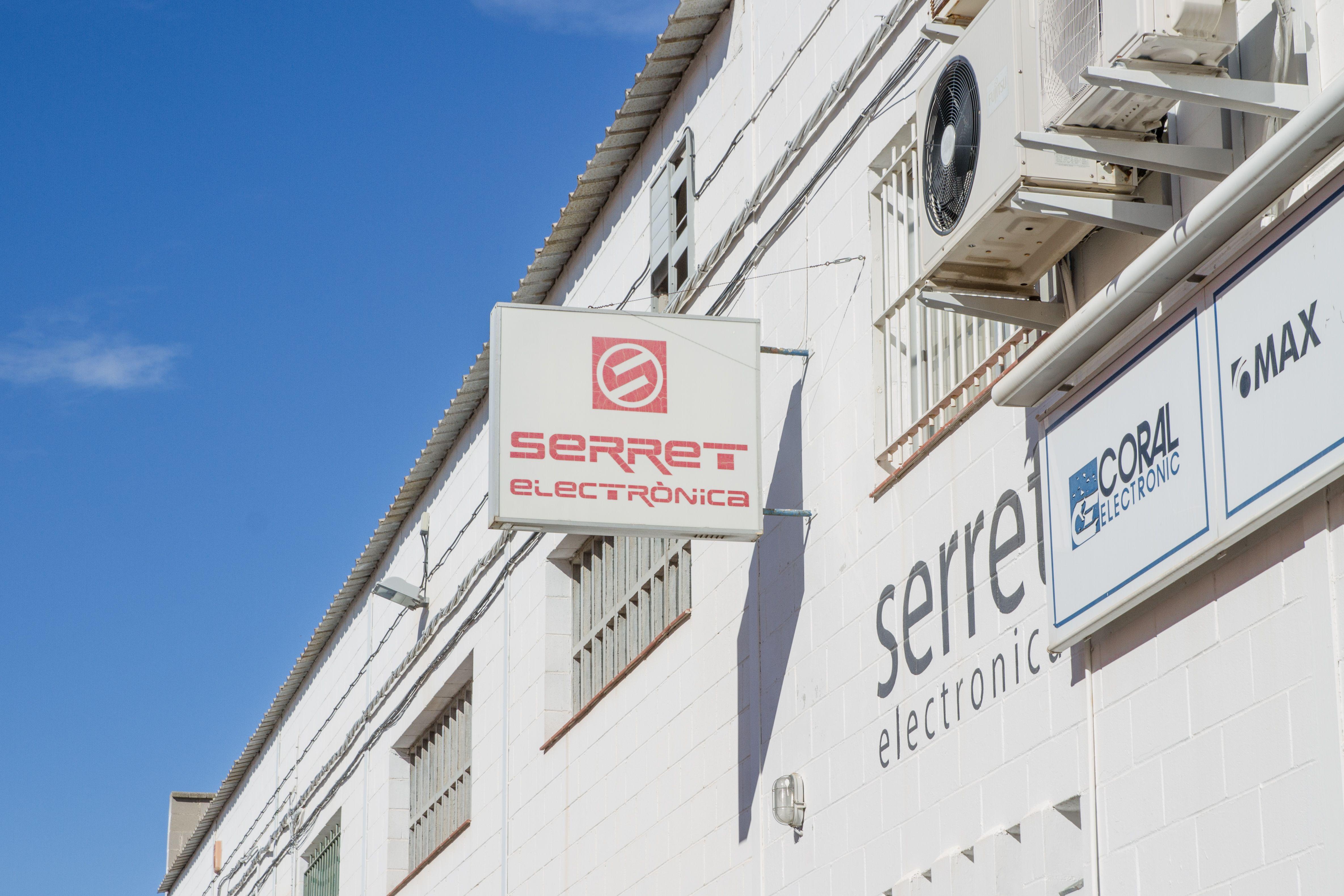 Electrónica Serret en Valls, Tarragona
