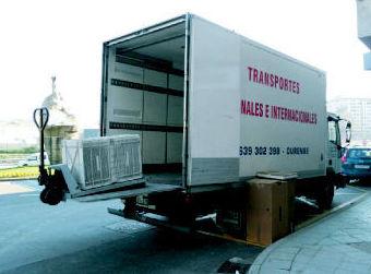 Flota: Catálogo de Transportes y Mudanzas Antonio
