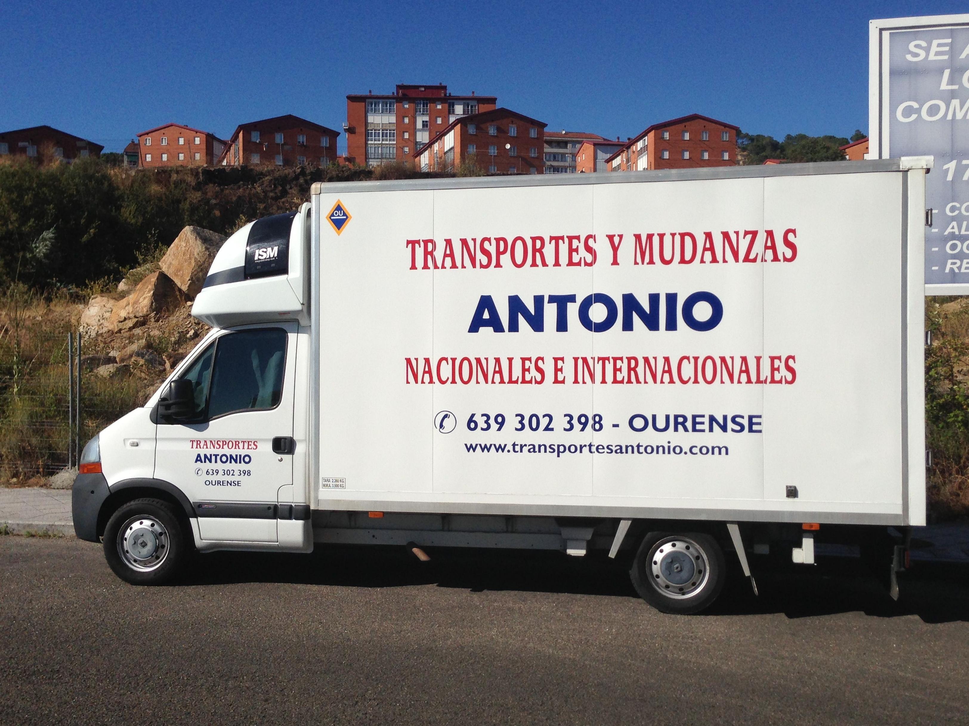 Foto 15 de Mudanzas y guardamuebles en Ourense | Transportes y Mudanzas Antonio