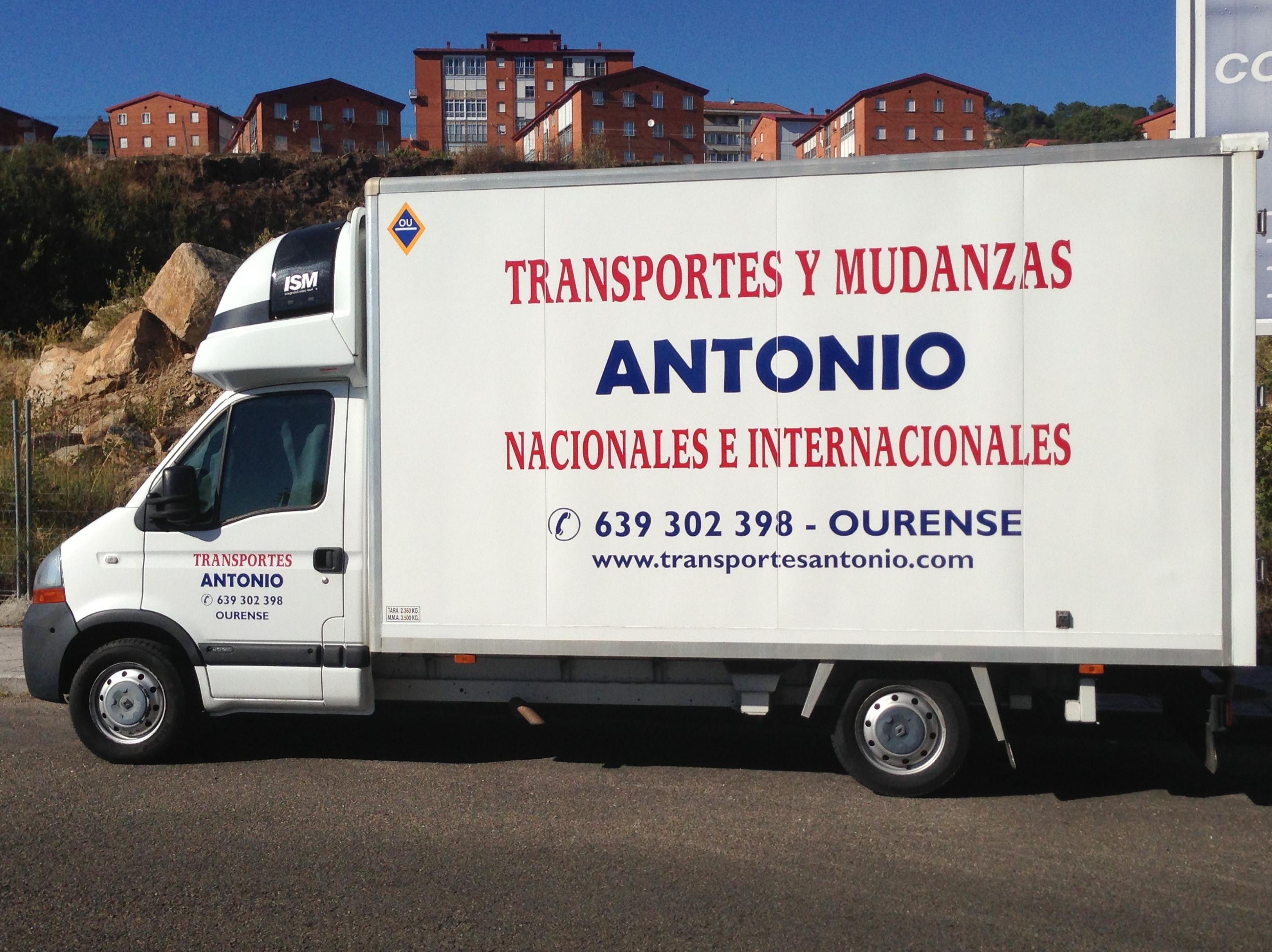 Foto 13 de Mudanzas y guardamuebles en Ourense | Transportes y Mudanzas Antonio
