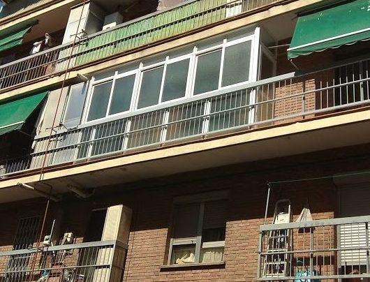 Foto 6 de Albañilería y Reformas en Madrid | Carpintería de Aluminio Pérez Gallego