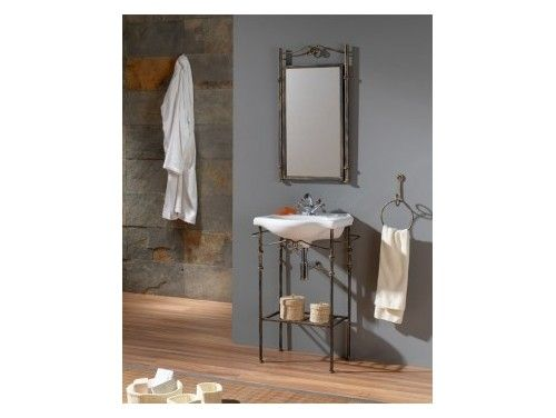 Muebles de forja: muebles de baño en forja: Productos de Arteforja JMC