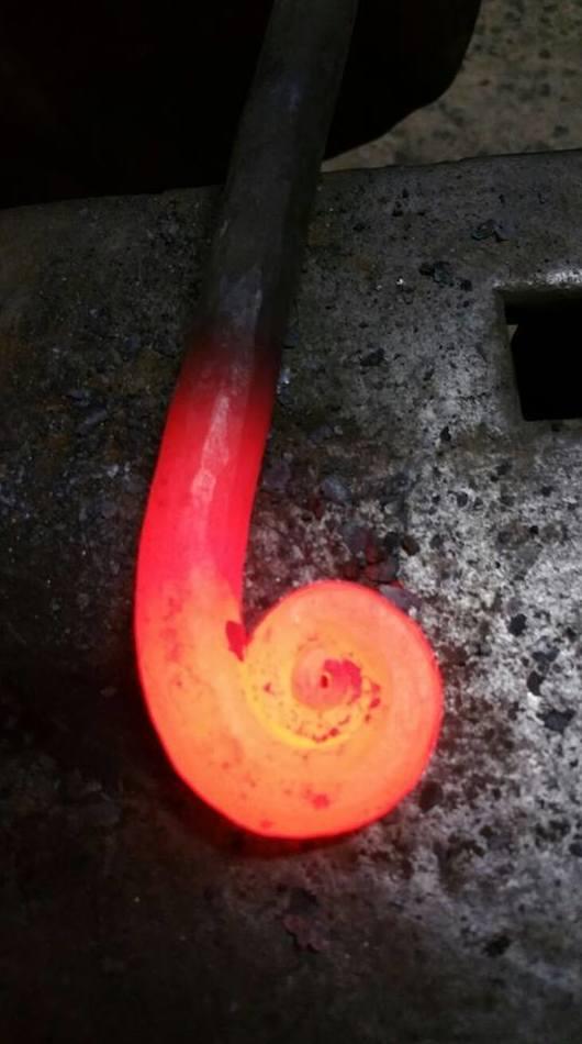 Elementos decorativos de forja