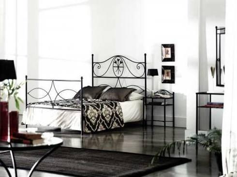 Dormitorio en forja