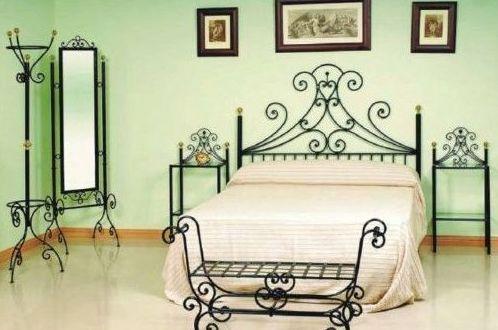 Tradición y solidez: ¡10 geniales muebles de forja!