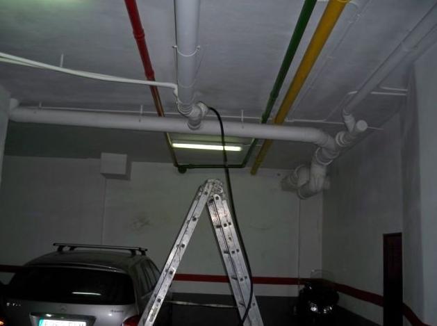 Cámaras de inspección tv.: Trabajos realizados  de Levante Instalaciones Fontanería y Gas