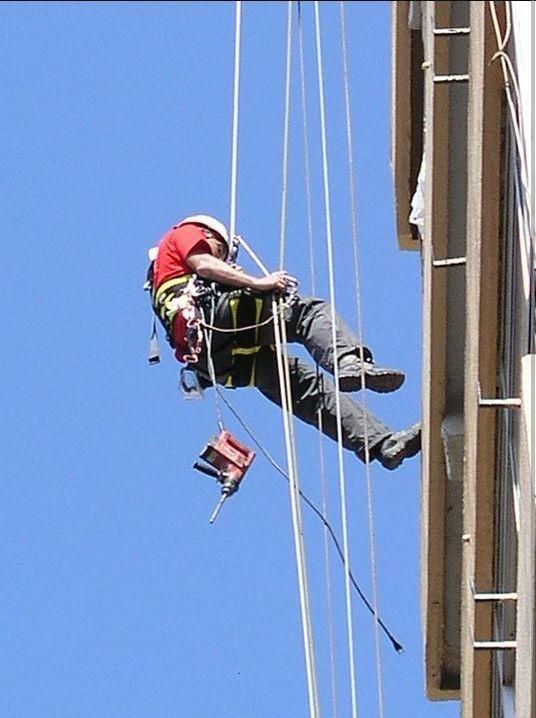 Trabajos en altura: Trabajos realizados  de Levante Instalaciones Fontanería y Gas