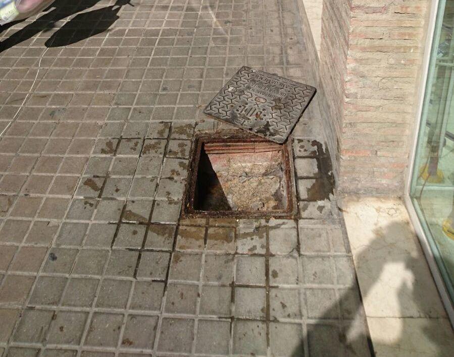 Localización arquetas: Trabajos realizados  de Levante Instalaciones Fontanería y Gas