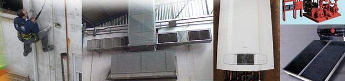 Trabajos verticales: Trabajos realizados  de Levante Instalaciones Fontanería y Gas