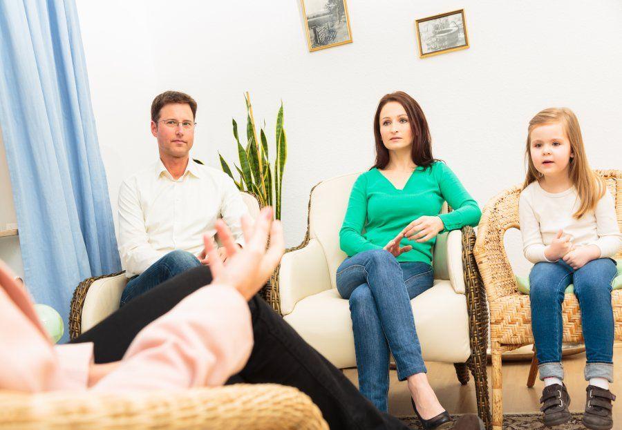 Asesoramiento Legal y Mediación Familiar