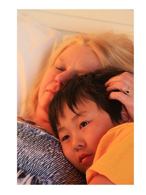 Objetivos de intervención con los menores adoptados