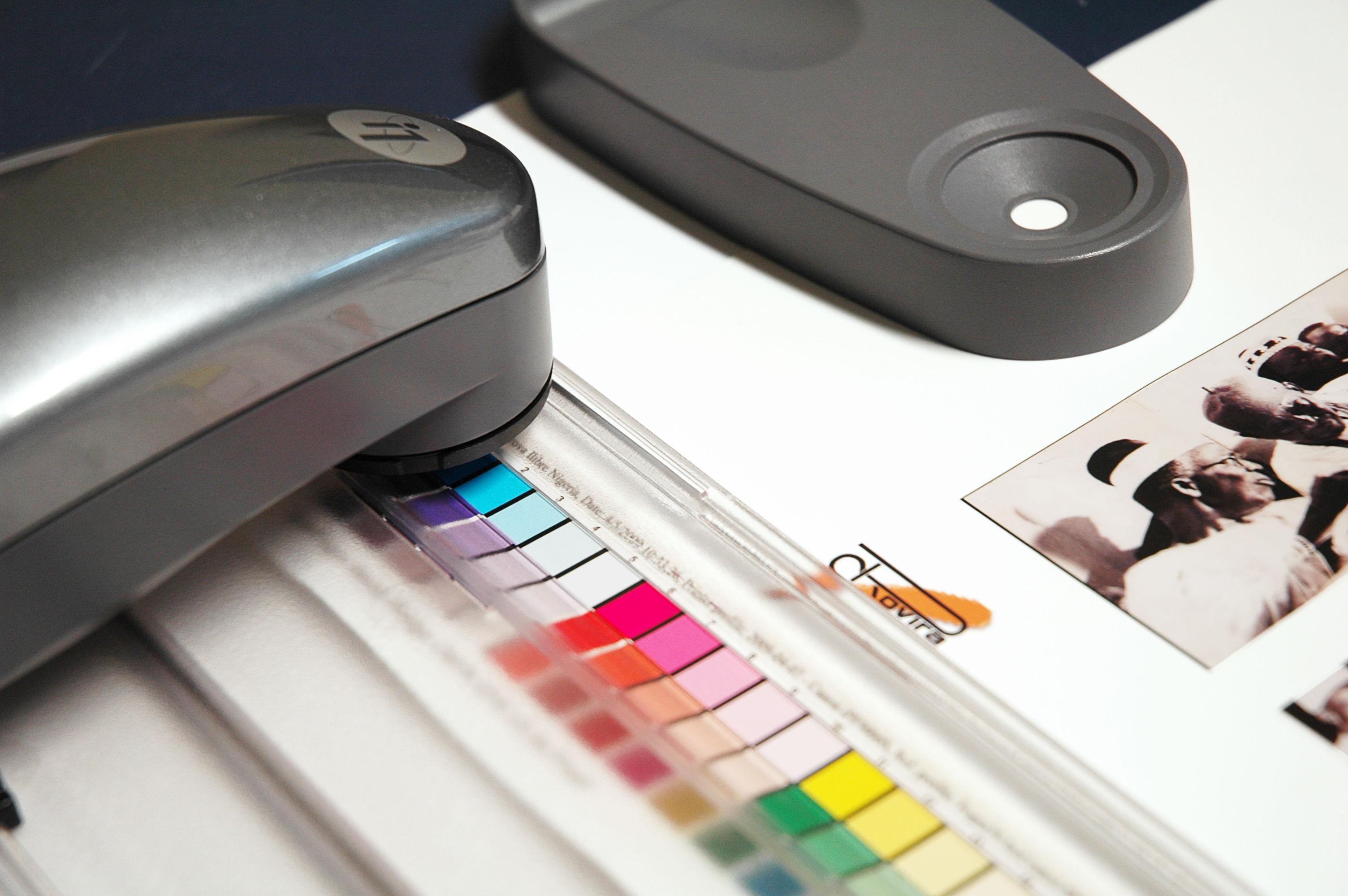 Pruebas ISO para impresión offset Barcelona