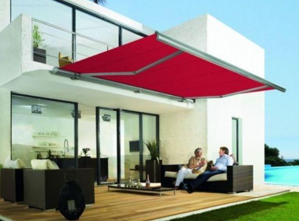 Toldos artículados, ideales para las terrazas en verano