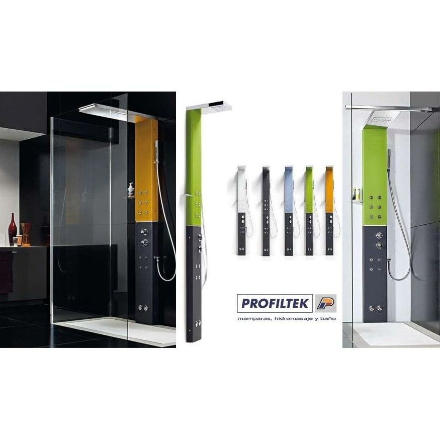 Mamparas de baño: Productos y distribuidores de Toldos y Muebles Calypso
