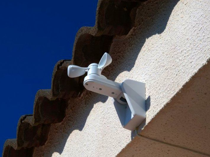 Sensor para el viento