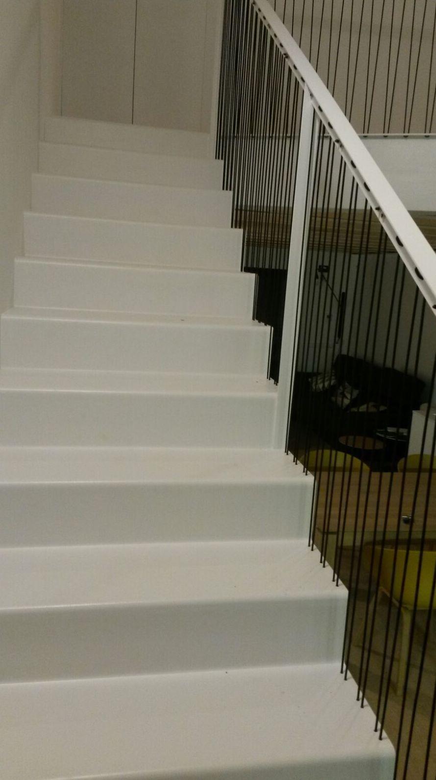 escalera plegada