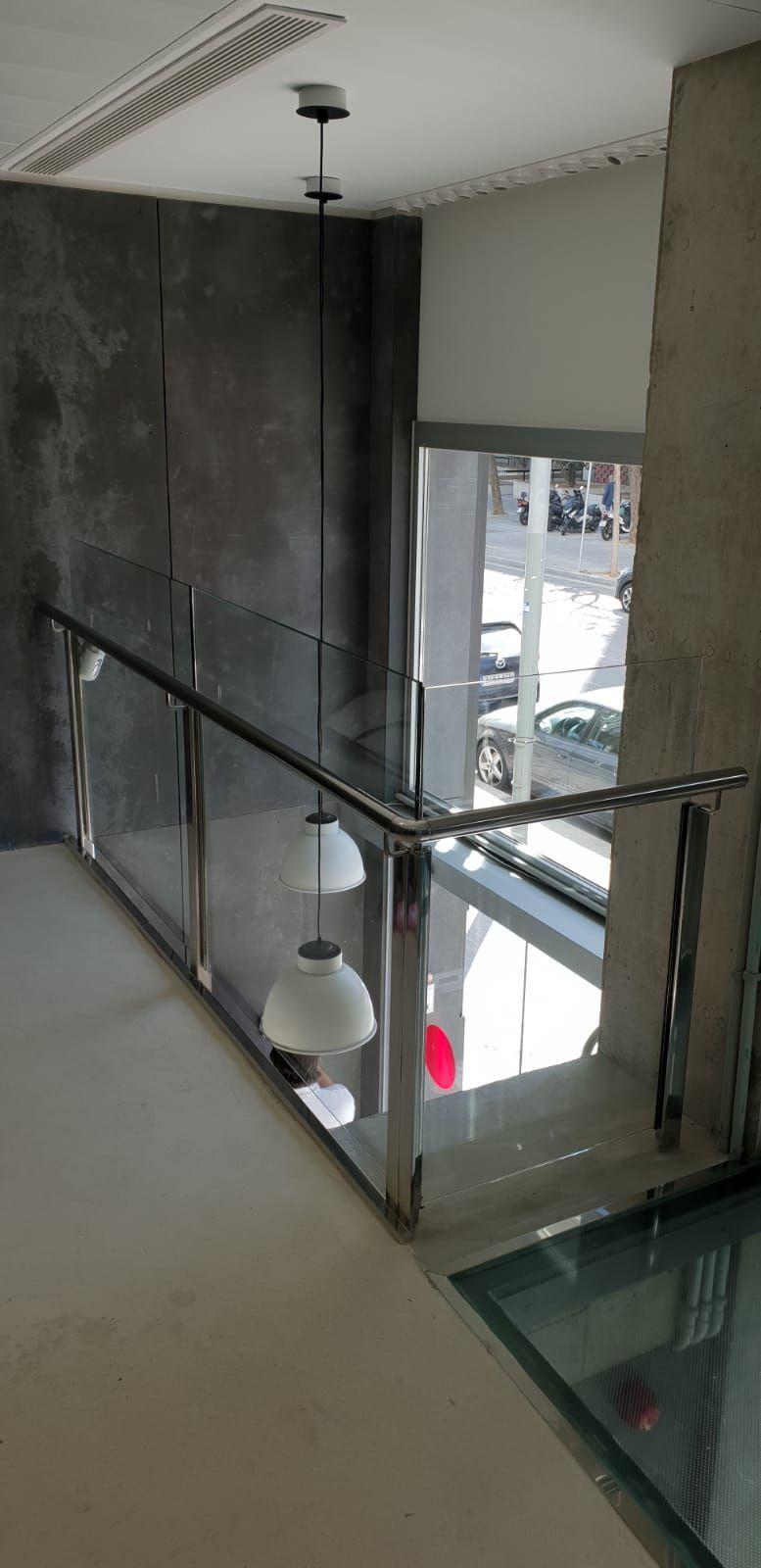 Foto 16 de Carpintería de aluminio, metálica y PVC en Tàrrega | Art Ferro