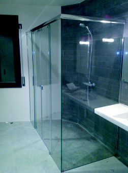 Mampara ducha Art Ferro