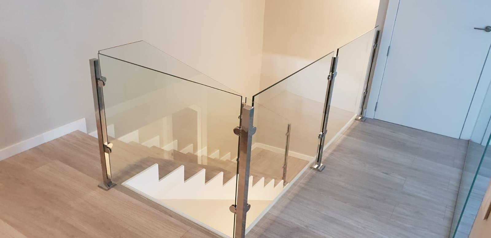 Foto 9 de Carpintería de aluminio, metálica y PVC en Tàrrega | Art Ferro