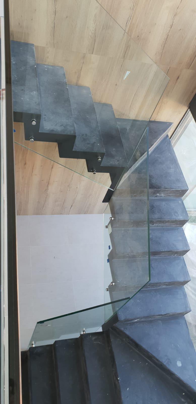Foto 10 de Carpintería de aluminio, metálica y PVC en Tàrrega | Art Ferro