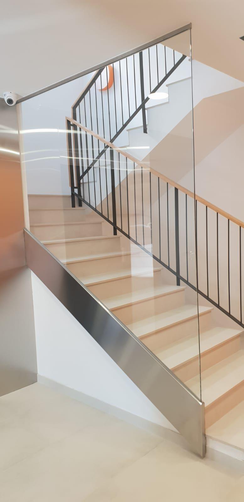 Foto 8 de Carpintería de aluminio, metálica y PVC en Tàrrega | Art Ferro