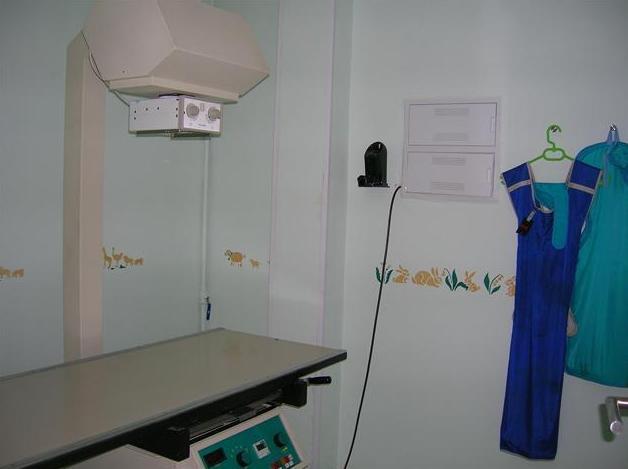Rayos X: Servicios de Centre Veterinari de la Plana