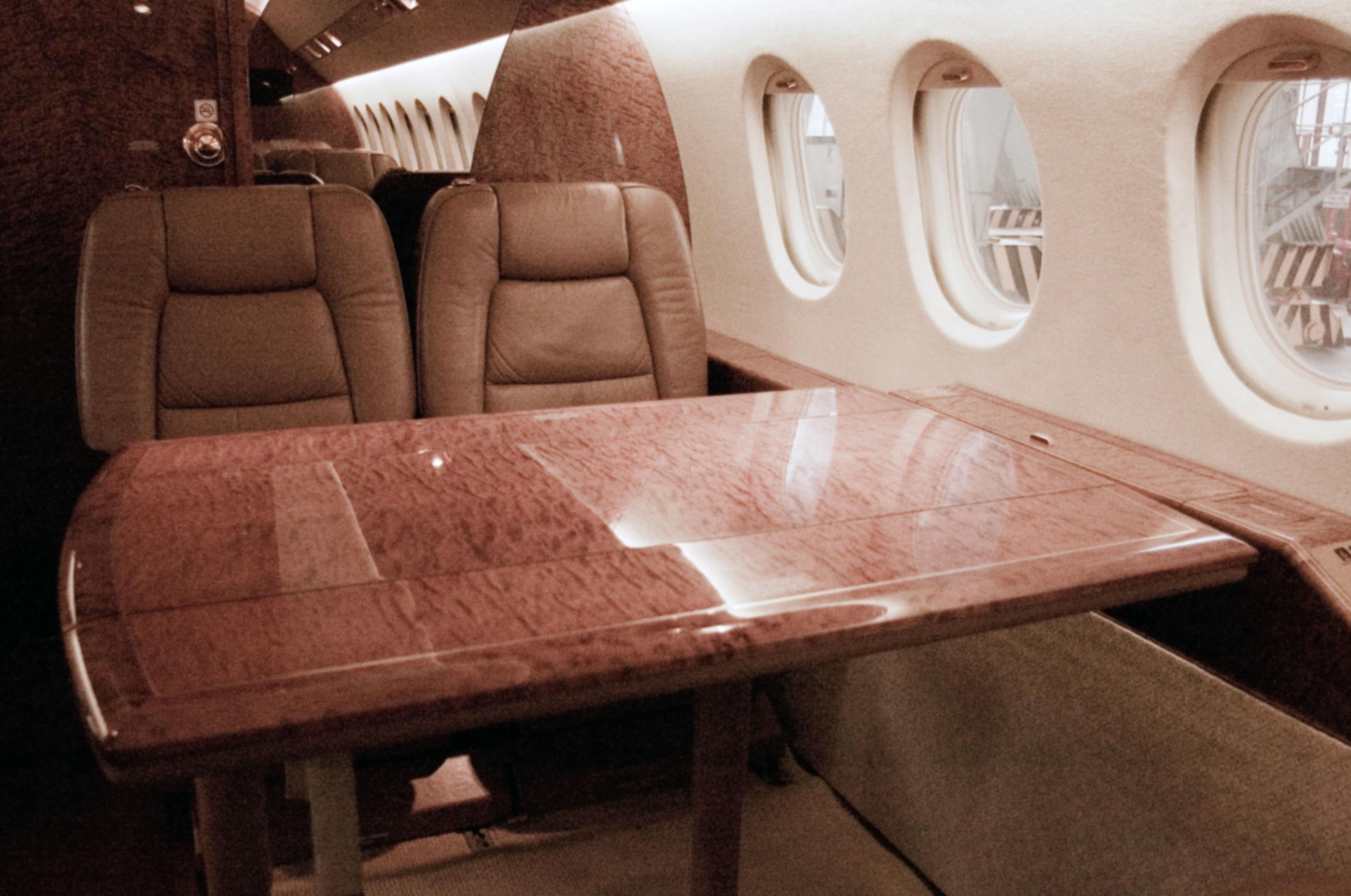 Foto 7 de Mantenimiento del interior de aeronaves en Madrid | AERONÁUTICA GESTIÓN
